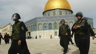 Esplanada Moscheilor, interzisă oficialilor israelieni de Paşte, din rațiuni de securitate