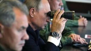 """Amenințare pentru România?! Putin, despre """"sistemele antibalistice construite în ţări vecine"""""""