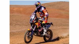 Etapa a patra a Raliului Dakar 2017
