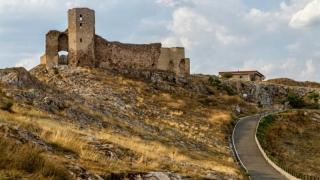Cetatea Enisala, vedeta turistică a sezonului