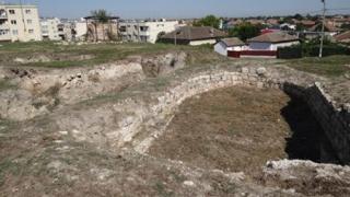 Cetatea Carsium (Hârșova) va vedea lumina restaurării și a conservării