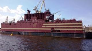 Cernobâl pe gheață! Așa numește Greenpeace centrala nucleară plutitoare lansată de Rusia