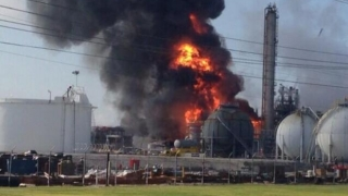 Explozia de la rafinăria din Mexic: 24 de morți