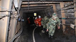 Explozie la o mină din China