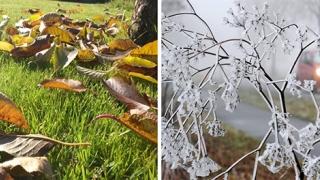 Extremele lunii noiembrie: de la -5 la +13 grade Celsius! Vezi când!