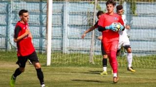 Axiopolis a înscris de zece ori în amicalul cu FC Farul Constanţa