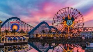 Fan adevărat! Un american a mers la Disneyland 2.000 de zile consecutiv
