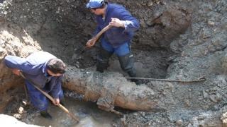 Fără apă la Siminoc!