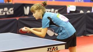 Farista Elena Zaharia a câștigat Cupa României la tenis de masă