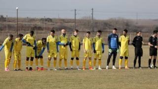 Cinci goluri marcate după pauză în amicalul SSC Farul - CS Făurei