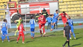 Chindia Târgoviște se menține pe primul loc în eșalonul secund