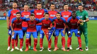FC Steaua București a primit 1,18 milioane euro pentru participarea în sezonul trecut al cupelor europene