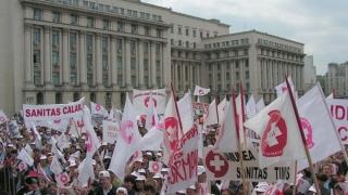 """Federaţia """"Sanitas"""" anunță acțiuni de protest de amploare!"""