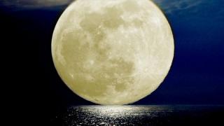 Fenomen astronomic inedit: Luna, așa cum nu ați mai văzut-o niciodată