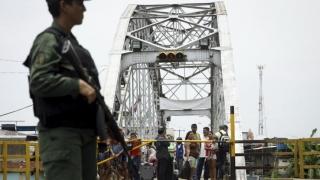 Fenomenul de contrabandă a închis frontiera Venezuelei cu Columbia