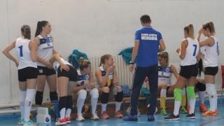 Final de tur în Divizia A2 la volei feminin