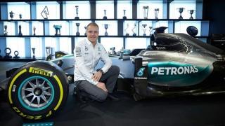 Finlandezul Valtteri Bottas va pilota pentru Mercedes și în 2018