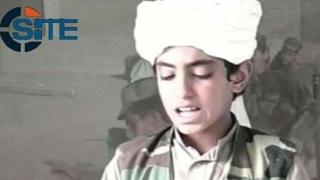 Fiul lui bin Laden amenință SUA