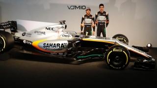 Force India și-a prezentat monopostul VJM10 pentru acest sezon