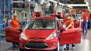Un nou model Ford, construit la Craiova