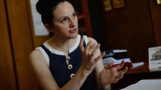 Fostul consilier al Alinei Bica, audiat la sediul DNA în dosarul de mărturie mincinoasă