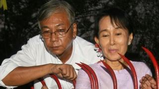 Fostul șofer al lui Aung San Suu Kyi, propus la preşedinţia Myanmarului