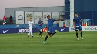 Fotbaliștii români, mulțumiți după succesul din Armenia