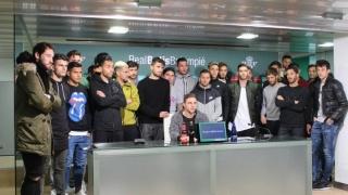 Fotbalistul ucrainean Roman Zozulya este acuzat de apartenență la o grupare nazistă!