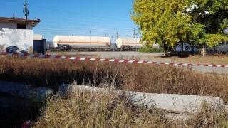 Pericol de explozie! Circulație feroviară întreruptă în județul Constanța