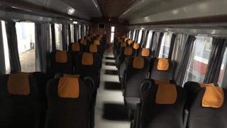 CFR Călători - 2 vagoane modernizate, având fiecare câte 84 de locuri!