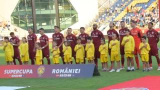 CFR o poate întâlni pe Slavia Praga, în play-off-ul UCL