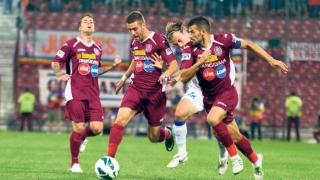 Echipa CFR Cluj rămâne cu depunctarea de 4 puncte