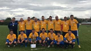 Frontiera Tomis Constanța, pentru a 12-a oară campioana României la oină