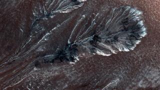 Fulgii de pe Marte, diferiţi de cei de pe Terra. Schiatul, exclus!