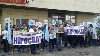 Funcționarii publici se pregătesc de noi proteste!