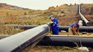 Gazoduct româno-georgian care leagă Azerbaidjanul de Europa