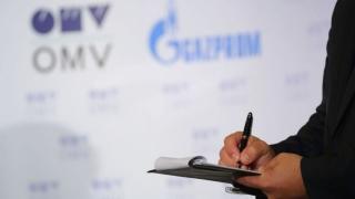 Gazprom intră peste OMV în Marea Nordului