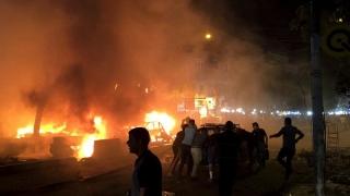 General irakian mort într-un atac sinucigaș SI