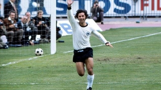 Gerd Müller a fost desemnat cel mai bun fotbalist german din istoria Bundesligii