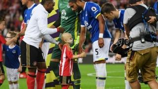 Gest extraordinar făcut de Everton