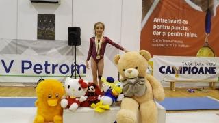 Gimnastele constănțene, printre protagoniste la Cupa OMV Petrom