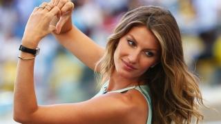 Gisele Bündchen rămâne cel mai bine plătit model din lume