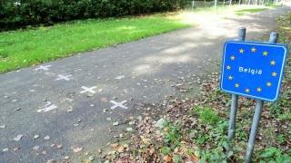 Granița dintre Belgia și Olanda va fi retrasată