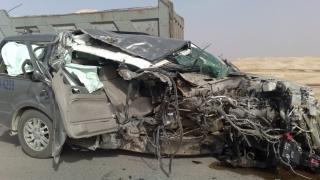 Grav accident rutier în Arabia Saudită