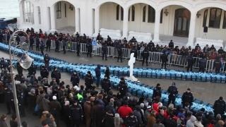 Grijă mare la poșete, la ceremoniile religioase de Bobotează!