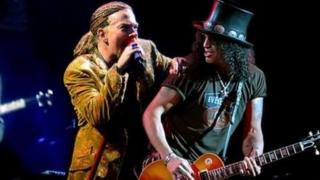 Guns N'Roses revine cu 18 concerte în Europa, cu Axl Rose și Slash!