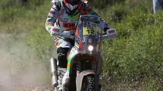 Gyenes, pe locul 23 în etapa a treia a Raliului Dakar 2017