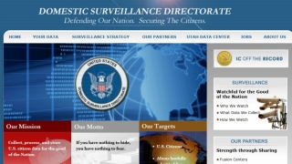 Hackerii au pus jos site-ul NSA, pentru o zi?!