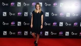 Halep a primit premiul WTA Diamond ACES 2016
