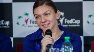 Halep joacă pentru România în Fed Cup